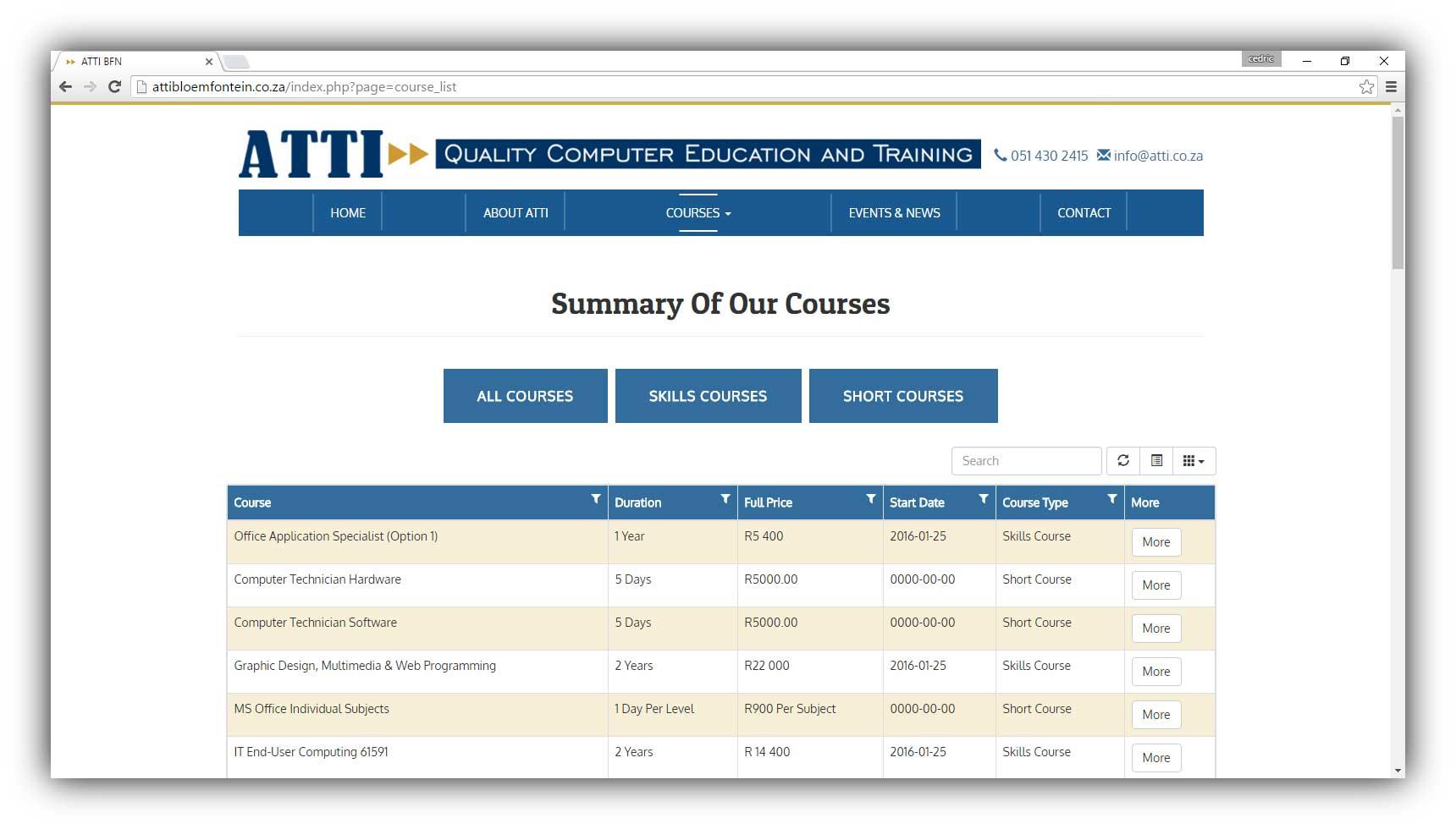 atti-courses-page